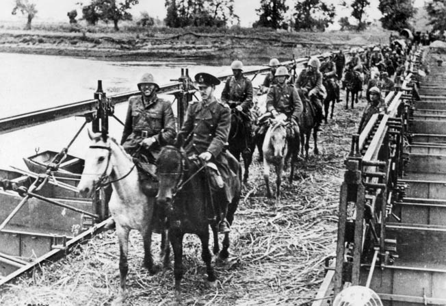Inadequate numbers of Romanian troops were charged with securing a lengthy front during the decisive fight for Stalingrad. The Red Army took advantage of the thinly spread Romanians when its major offensive against Axis forces was launched.
