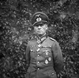 Before becoming known as the Desert Fox, General Irwin Rommel proved his prowess on the battlefield.