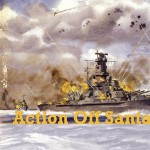 Action off Santa Cruz: Last Stand of the USS Hornet