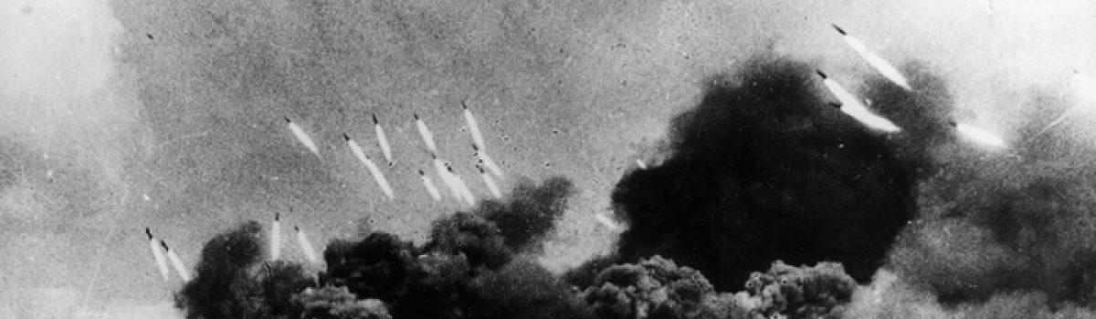 Smolensk & The Eastern Front: The Katyusha Rocket System