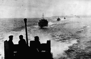 By 1944, the fortunes of war on the Eastern Front had clearly changed and the Soviet juggernaut was advancing toward Berlin. The Rejuvinated Red Banner Fleet was also more active in the Baltic Fleet.