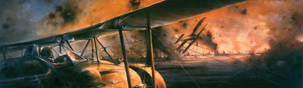 The Fairey Swordfish Torpedo Bomber