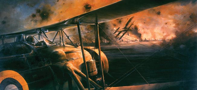 Already outdated at the start of World War II, the FAirey Swordfish nevertheless contributed greatly to the British war effort.
