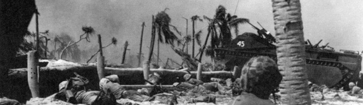 Bloody Tarawa: Betio's Lagoon