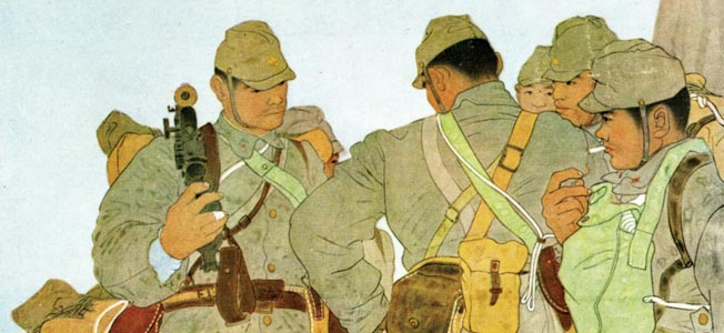 A Japanese soldier on Guadalcanal wrote a poignant letter days before his life ended.