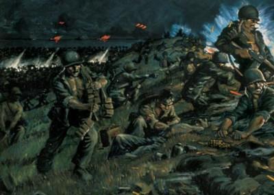 Bloody Brawl on Guadalcanal