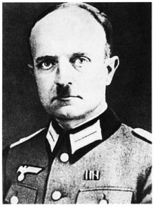Lt. Col. Heinrich Scherhorn was captured by the Soviets and used to help deceive the Wehrmacht into believing that he led as many as 2,500 German troops behind Soviet lines.