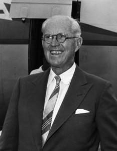 Joseph P. Kennedy.
