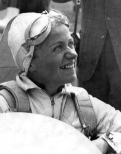 Famous aviatrix Hanna Reitsch, a favorite of Adolf Hitler's, test-flew the piloted version of the FZG-76 to determine its stability. Her suggested improvements led to the success of the V-1 attacks on London.