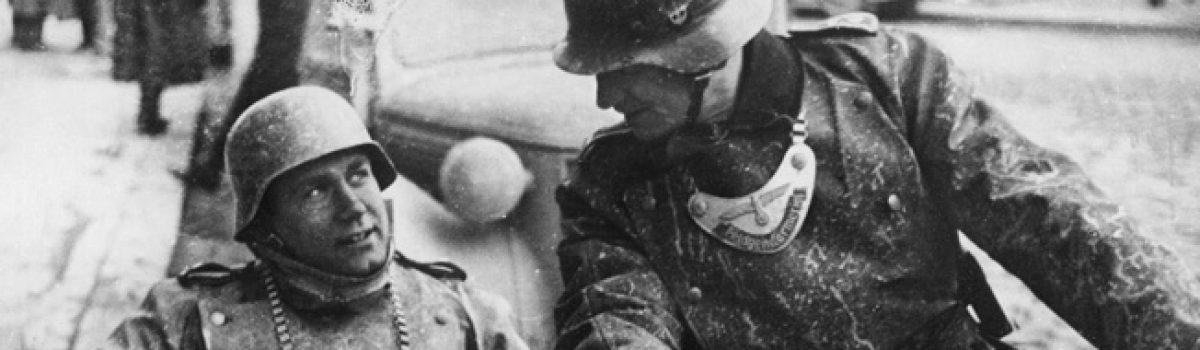Hitler's Iron Fist