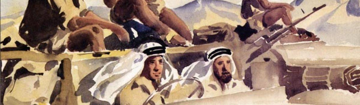 Nomads of War: The Long Range Desert Group