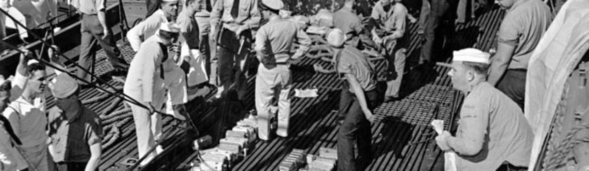 Silver Salvage in Caballo Bay: Japan's Sabotaged Treasure Hunt