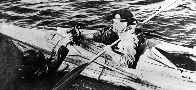 Britain's Cockleshell heroes executed one of the most daring raids of World War II.