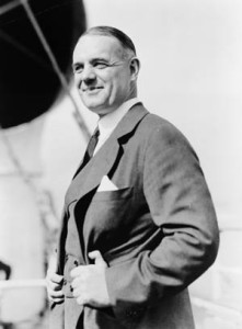 """Future General William """"Wild Bill"""" Donovan was the founder of the OSS. This photo was taken in 1928. (National Archives)"""