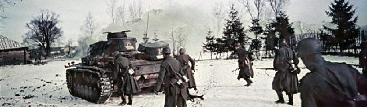 Zhukov Strikes Back