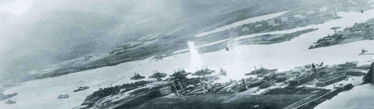 The USS Utah: The Memorial & The Pearl Harbor Paradox