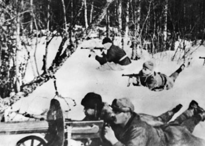 Fighting on the Volkhov Front: The First Soviet Counteroffensive at Leningrad
