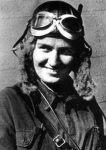 Marina Raskova.