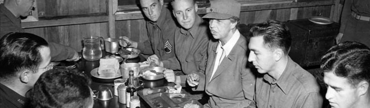 Eleanor Roosevelt: American Ambassador to the South Pacific