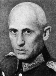 General Herman Hoth commanded Panzer Group 3 of German Army Group Center during the drive against Smolensk in the Summer of 1941.