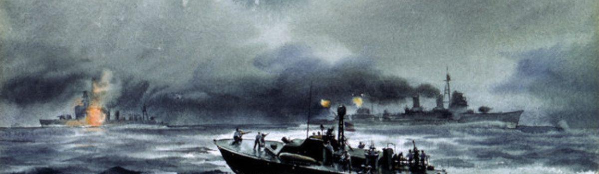 Pearl Harbor Revenge: The Battle of Surigao Strait