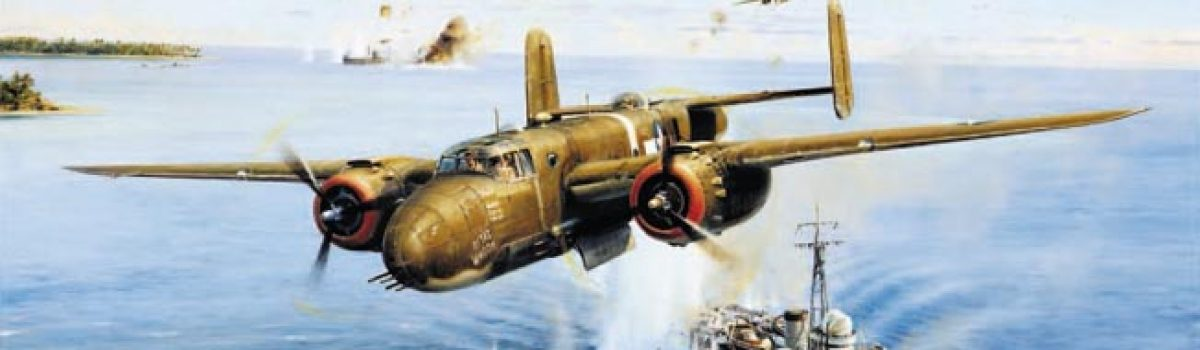 War in the South Pacific: The Battle of the Bismarck Sea