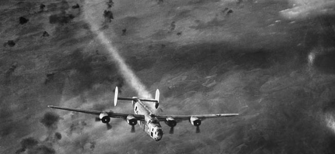 """A B-24 flight engineer recalls his days in training, in combat, and as a """"guest"""" of the Yugoslav partisans after being shot down."""