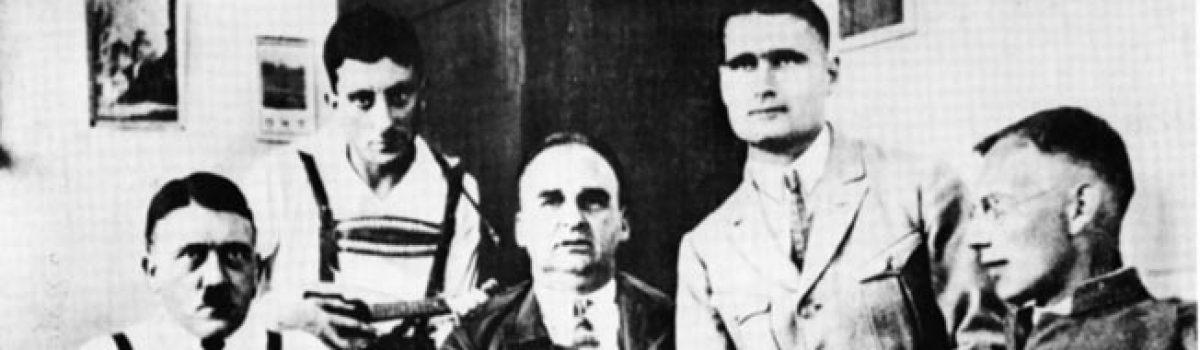 Was Rudolf Hess Murdered?