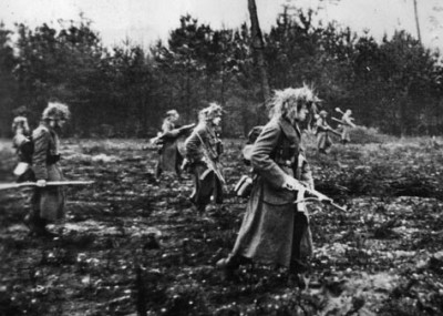 The Bitter Hurtgen Forest Battle