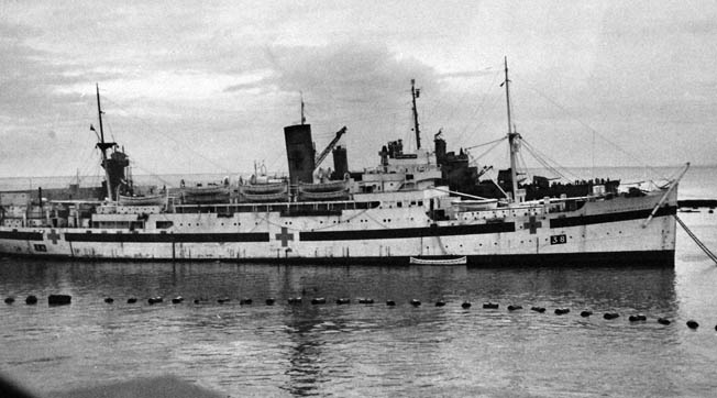Even well-marked hospital ships came under enemy fire. The British hospital ship HMHS Newfoundland was attacked and sunk by German antiship missiles on September 13, 1943, at Salerno, Italy. Six British nurses were killed.