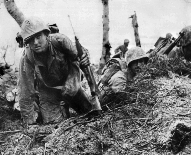 Storming the Point at Peleliu - Warfare History Network
