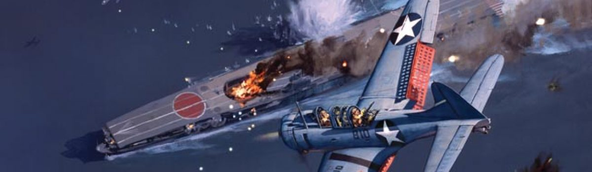 Why the Douglas SBD Dauntless Had Such a Stunning Combat Record