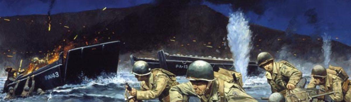Crushing Counterattack at Salerno