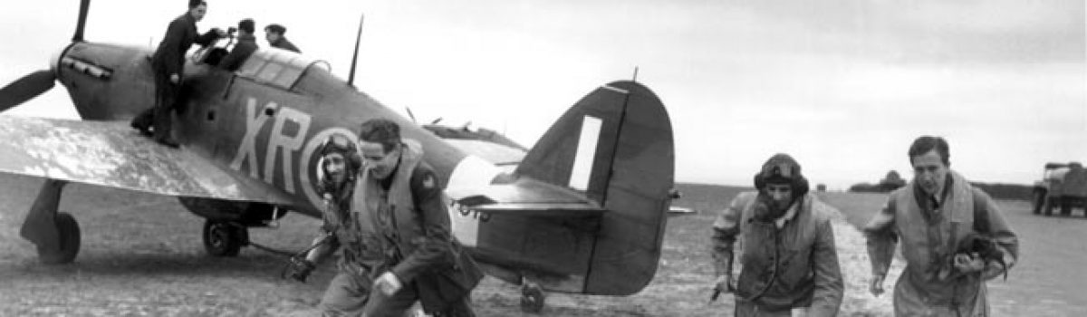 Americans in the Royal Air Force