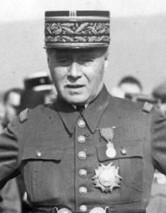 Gen. Maurice Gamelin.