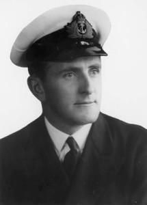 Lt. Commander Gerard Roope.