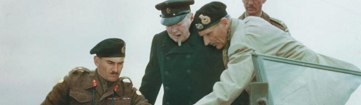 Montgomery's Manpower Crisis at Caen