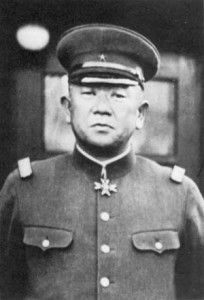 Lt. Gen. Kotuku Sato.