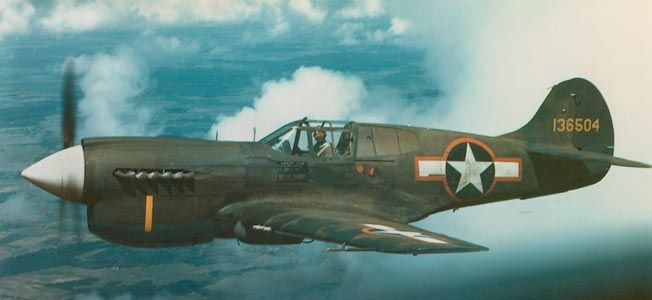 Despite the element of surprise in favor of the Japanese, American airmen rose to defend Pearl Harbor.