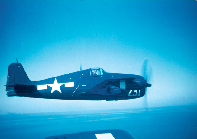 The F6F Hellcat was heavier than the Zero and could match it in most categories. Its .50-caliber machine guns could shred the Zero's light armor in combat.