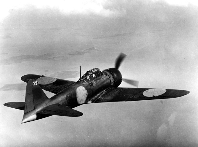 The Japanese Zero fighter once ruled the skies over the Pacific, but it was eclipsed by advanced U.S. aircraft designs.
