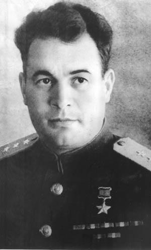 General Ivan Chernyakhovsky.