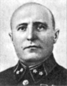 Maj. Gen. I.E. Petrov.