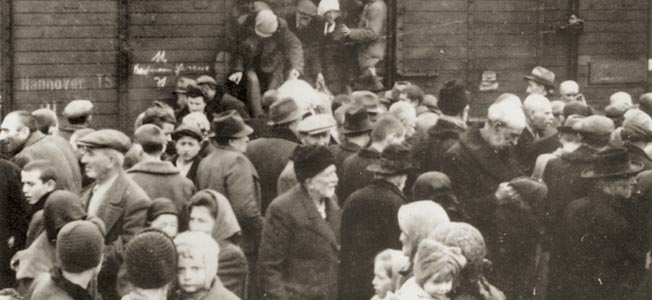 an overview of the final solution to the jewish question in a history book Unit three - the final solution background information for teachers: the final solution to the jewish question was the euphemistic name the nazis used to describe their.