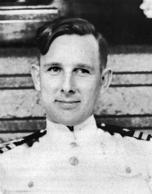 Navy Commander Joseph Rochefort.