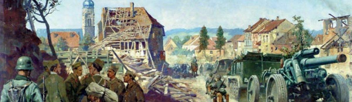 General Andrei Vlasov & Hitler's Third Reich