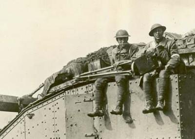 WW1 Tanks: The Iconic British Mark IV