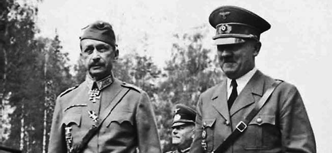 Unlike other WW2 leaders, Finland's 'Founding Father,' Carl von Mannerheim was caught in the unique situation of siding with Nazi Germany to recapture his country's independence.
