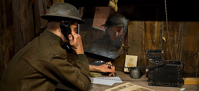 Although leaders were slow to adopt them, a great many modern communications devices still used in modern warfare got their start in World War I.
