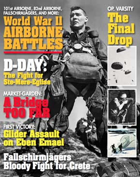 World War II Airborne Battles Special Issue
